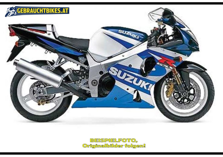 Suzuki GSX-R 1000 Motorrad, gebraucht