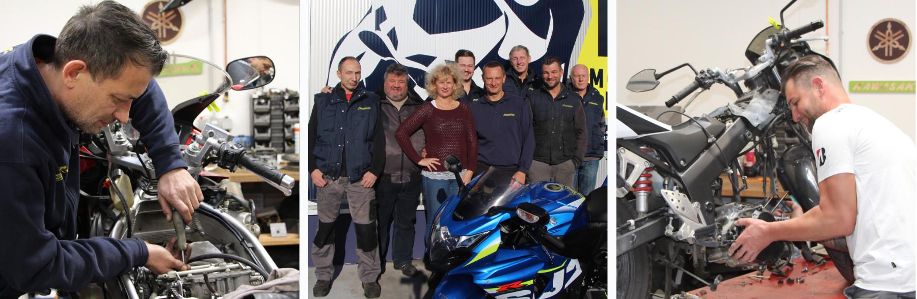 Motorradwerkstatt Wien - Gebrauchtbikes