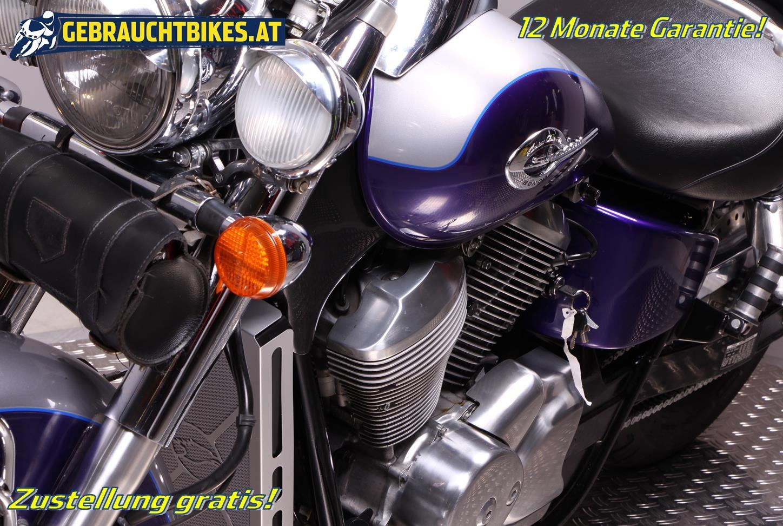 Honda VT 750 Shadow Motorrad, gebraucht