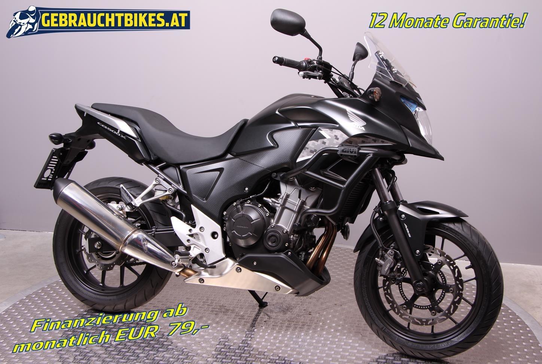 Honda CB500X Motorrad, gebraucht