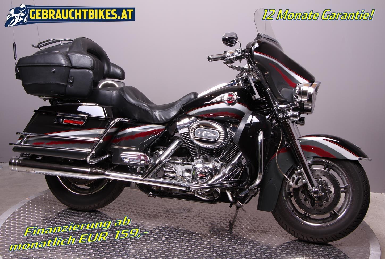 Harley-Davidson Electra Glide Ultra Classic FLHTCU Motorrad, gebraucht