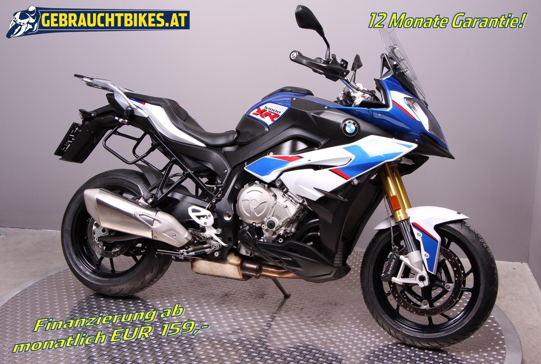 BMW S 1000 XR Motorrad, gebraucht