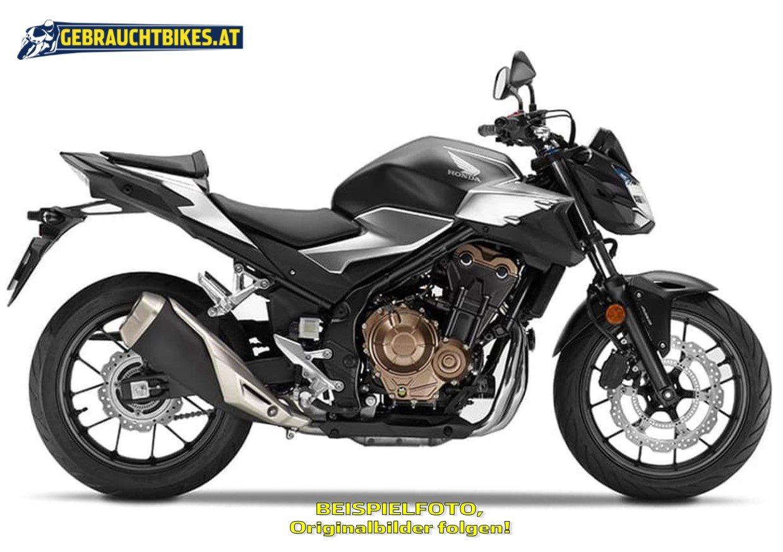 Honda CB 500 F Motorrad, gebraucht