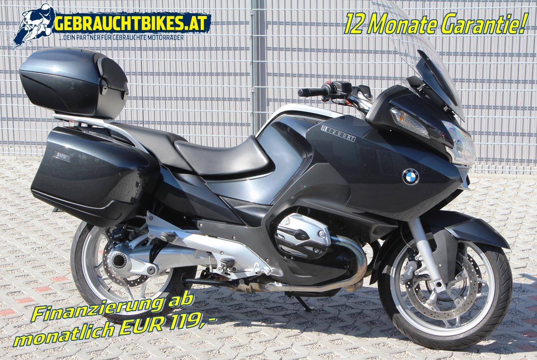 BMW R 1200 RT Motorrad, gebraucht