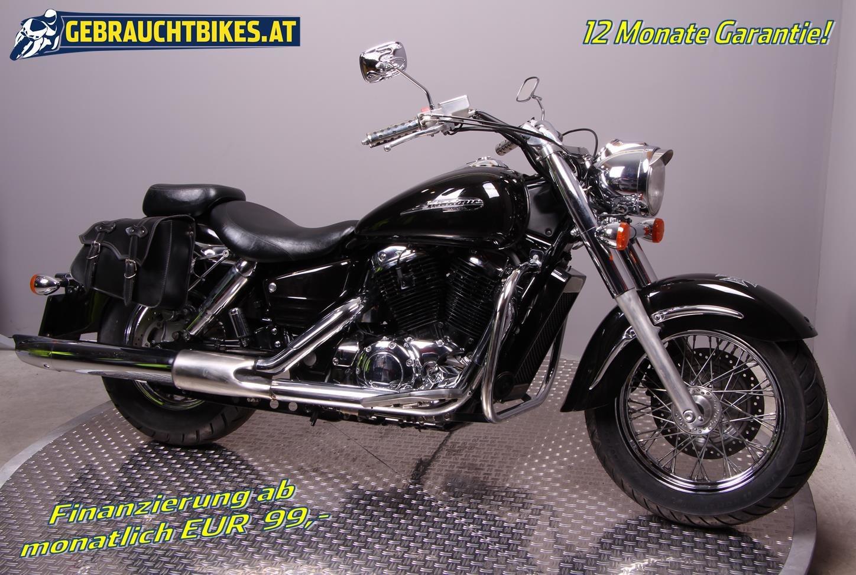 Honda VT 1100 C3 Aero-Ace Shadow Motorrad, gebraucht