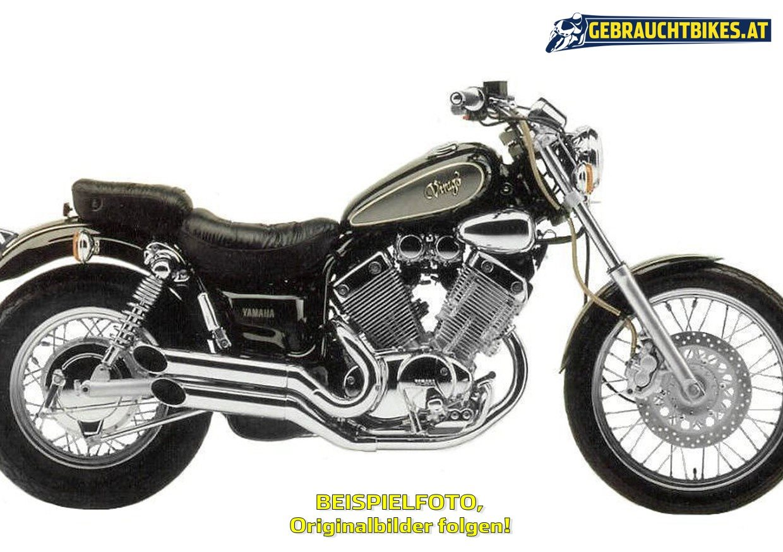 Yamaha XV 500 L Virago Motorrad, gebraucht