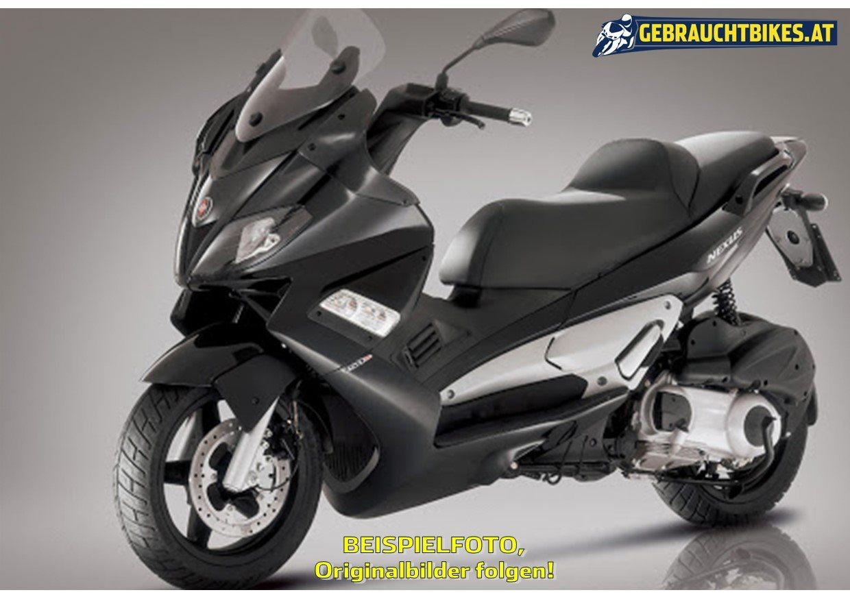 Gilera Nexus 500 Motorrad, gebraucht