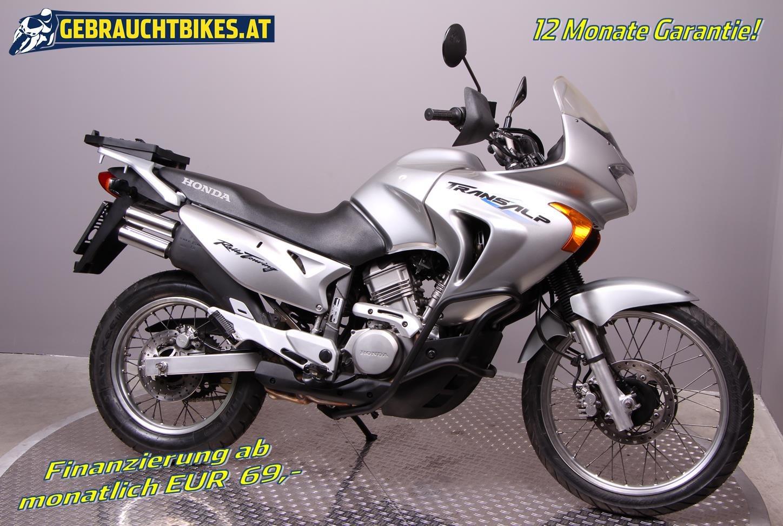 Honda XL 650V Transalp Motorrad, gebraucht