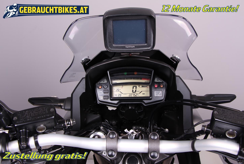 Honda VFR1200X Crosstourer Motorrad, gebraucht