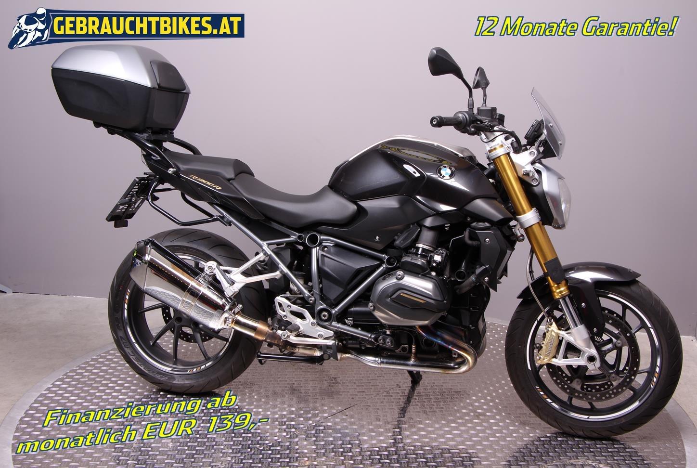 BMW R 1200 R Motorrad, gebraucht