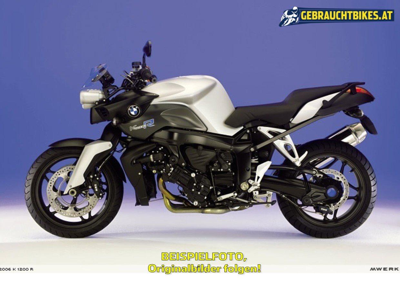 BMW K 1200 R Motorrad, gebraucht