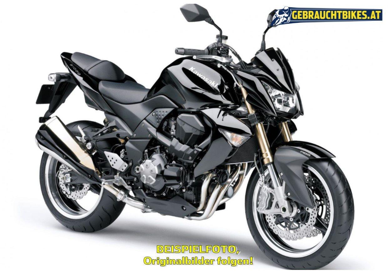 Kawasaki Z1000 Motorrad, gebraucht