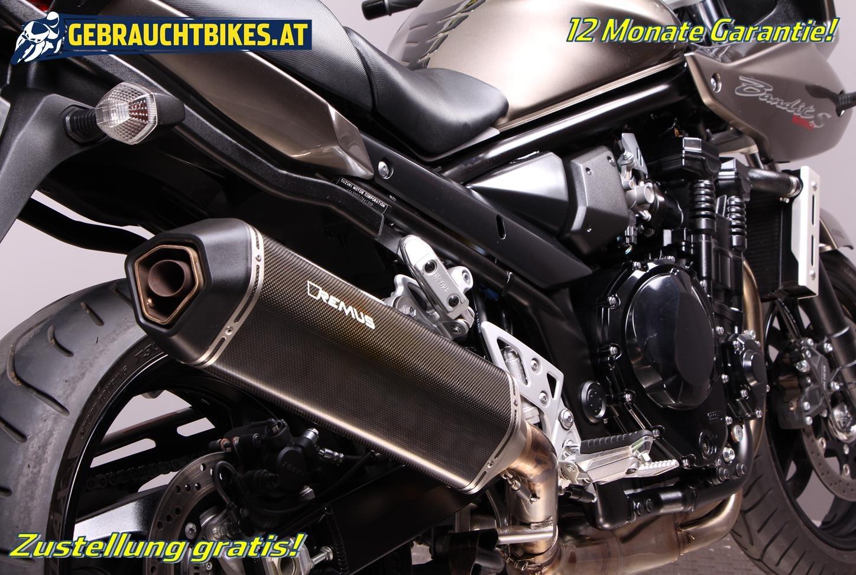 Suzuki Bandit 1250S Motorrad, gebraucht