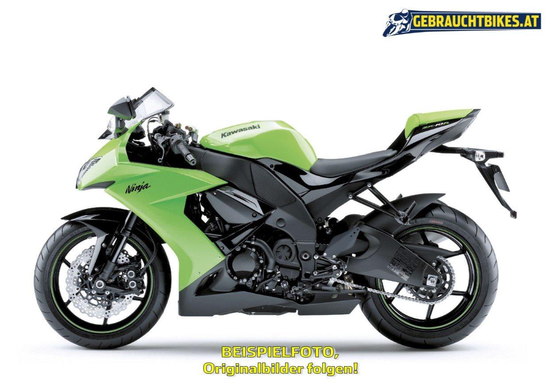 Kawasaki Ninja ZX-10R Motorrad, gebraucht