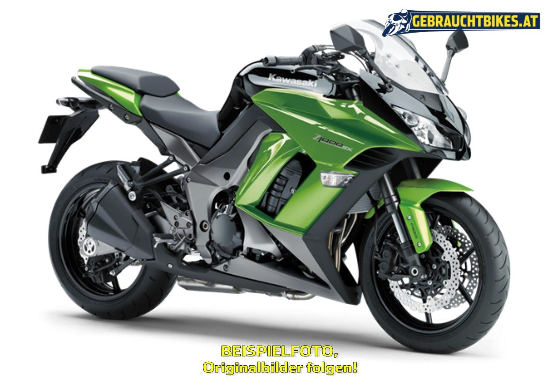 Kawasaki Z1000SX Motorrad, gebraucht