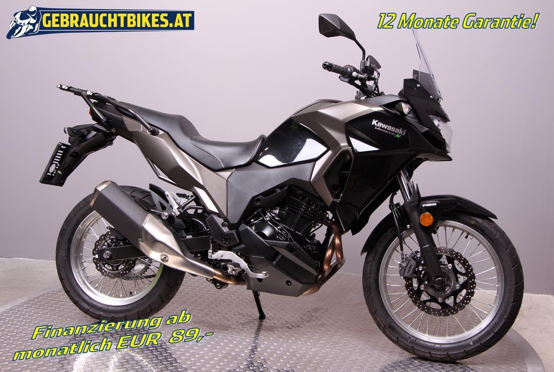 Kawasaki Versys-X 300 Motorrad, gebraucht