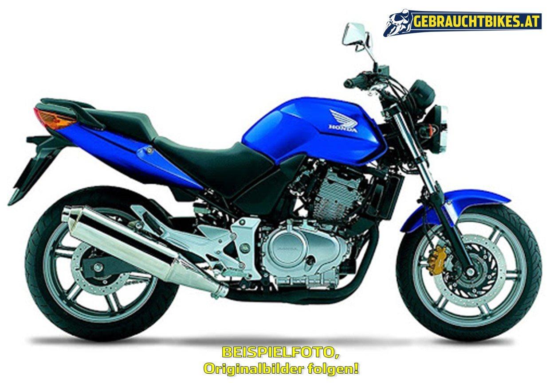 Honda CBF 500 Motorrad, gebraucht