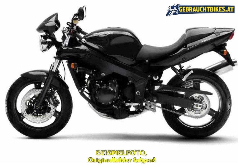 Triumph Speed Four Motorrad, gebraucht