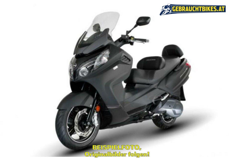 Sym MaxSym 600i Motorrad, gebraucht