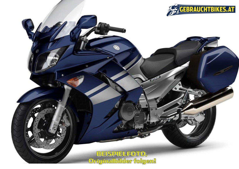 Yamaha FJR 1300A S Motorrad, gebraucht