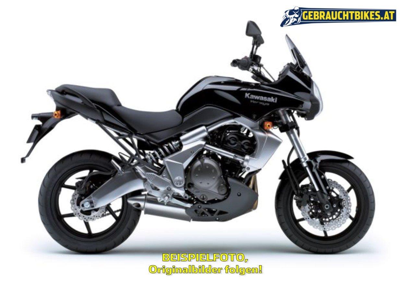 Kawasaki Versys 650 Motorrad, gebraucht