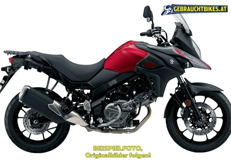 Suzuki V-Strom 650 Motorrad, gebraucht