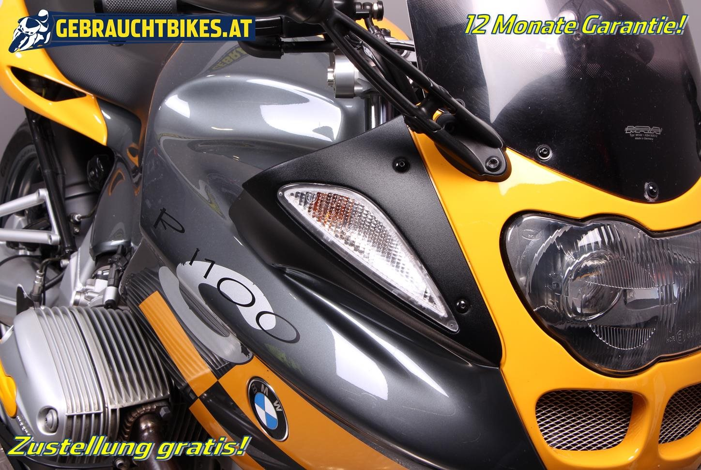 BMW R 1100 S Motorrad, gebraucht