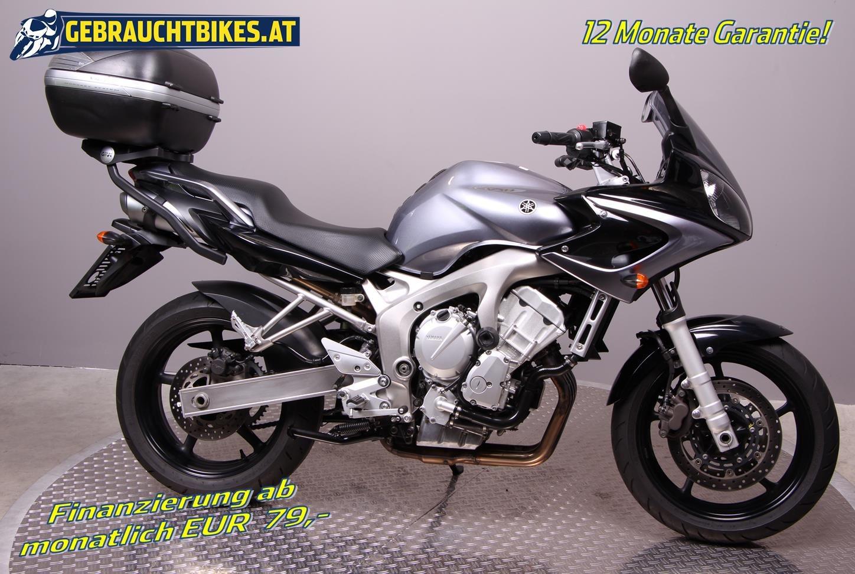 Yamaha FZ6 S2 Motorrad, gebraucht