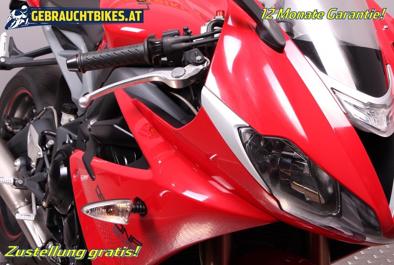Triumph Daytona 675 Motorrad, gebraucht