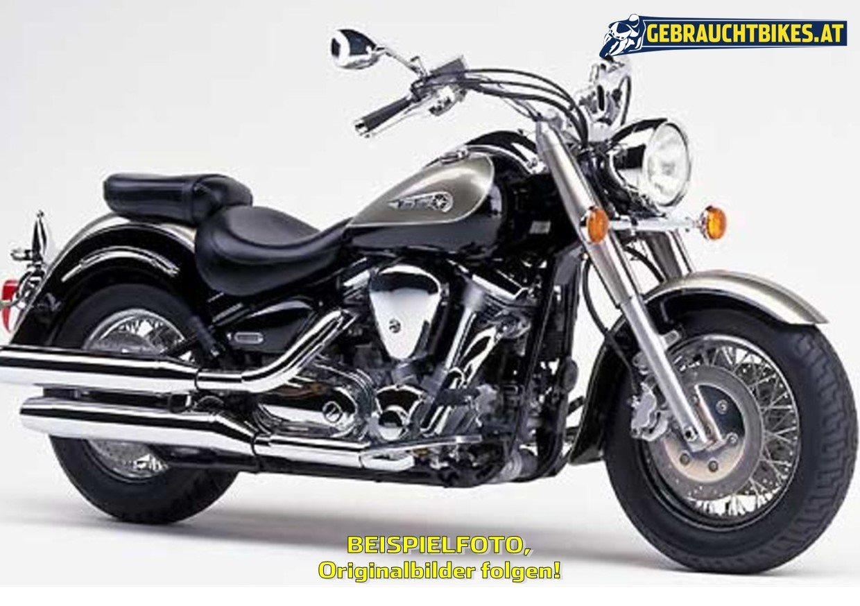 Yamaha XV 1600 Wild Star Motorrad, gebraucht