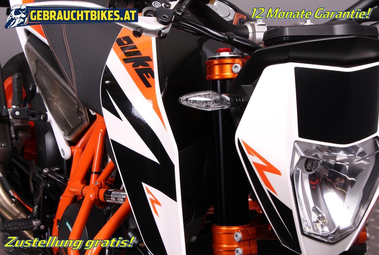 KTM 690 Duke R Motorrad, gebraucht