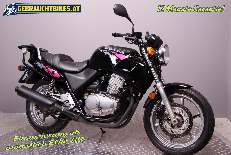 Honda CB 500 Motorrad, gebraucht