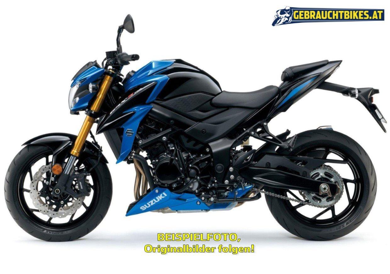 Suzuki GSX-S 750 Motorrad, gebraucht