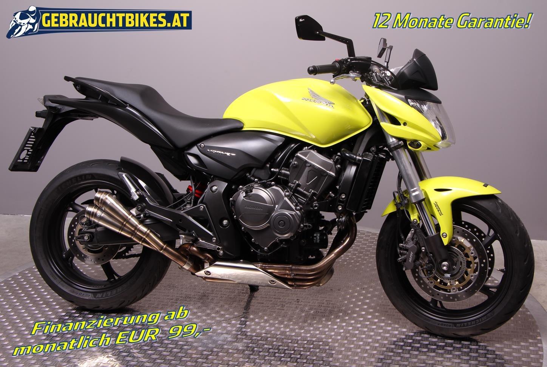 Honda CB 600 F Hornet Motorrad, gebraucht