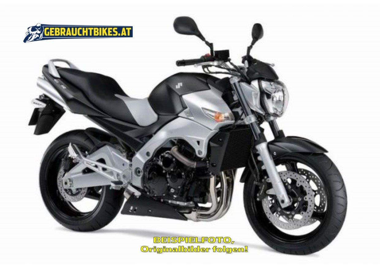 Suzuki GSR 600 Motorrad, gebraucht