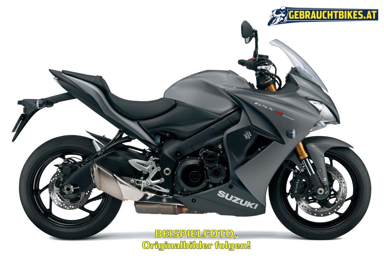 Suzuki GSX-S1000F Motorrad, gebraucht