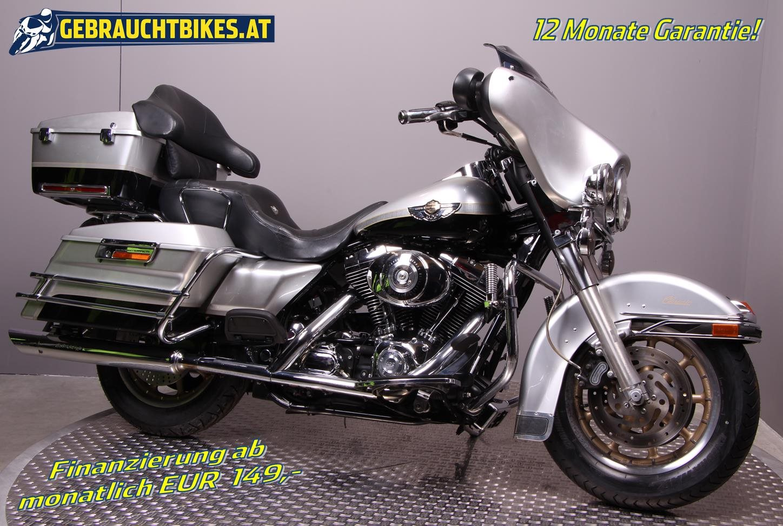 Harley-Davidson Electra Glide Classic FLHTC Motorrad, gebraucht