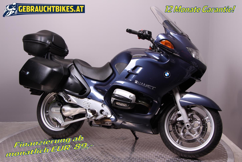 BMW R 1150 RT Motorrad, gebraucht
