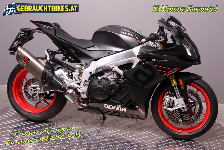 Aprilia RSV4 RR Motorrad, gebraucht
