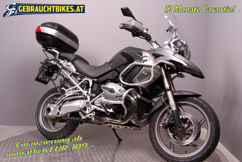 BMW R 1200 GS Motorrad, gebraucht