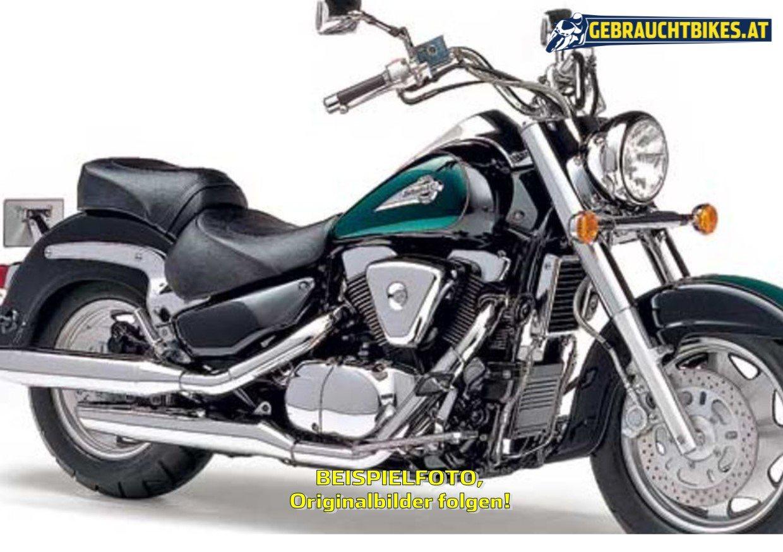 Suzuki Intruder VL 1500 LC Motorrad, gebraucht