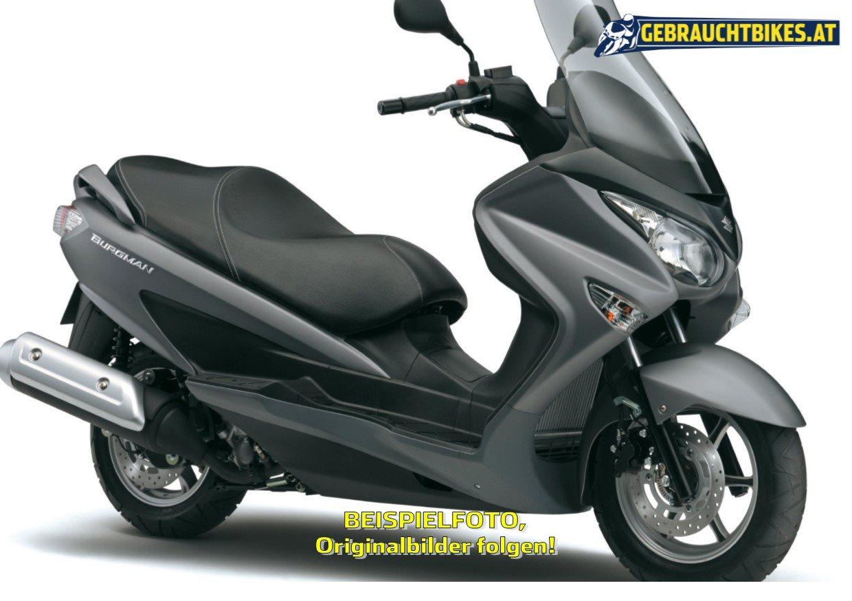 Suzuki Burgman 125 Motorrad, gebraucht