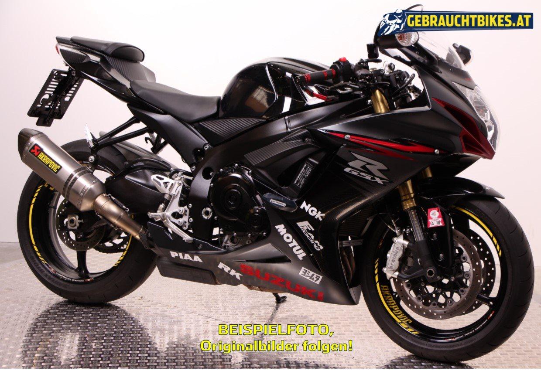 Suzuki GSX-R 750 Motorrad, gebraucht