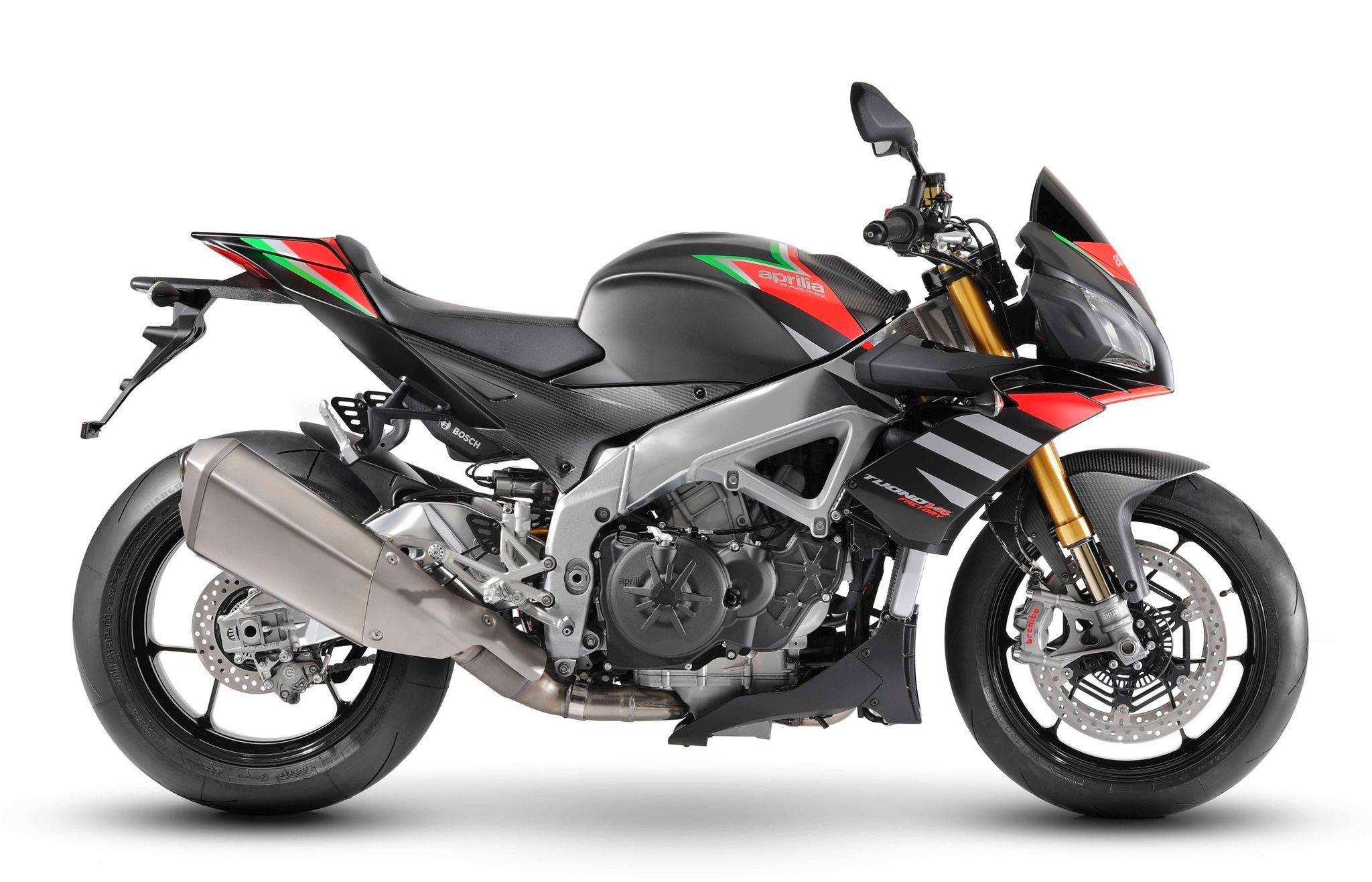 Aprilia Tuono V4 1100 Factory Motorrad, neu