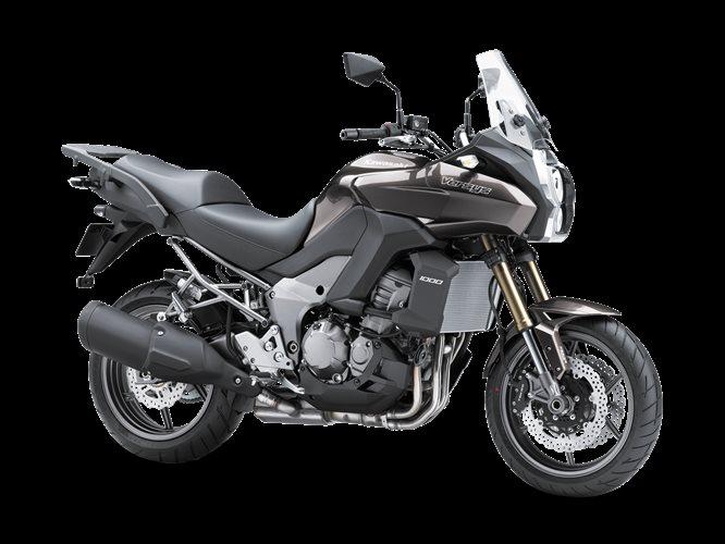 Kawasaki Versys 1000 Motorrad, gebraucht