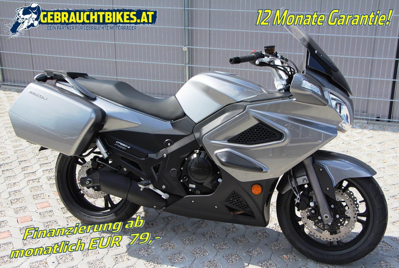CF-Moto 650 TK Motorrad, neu