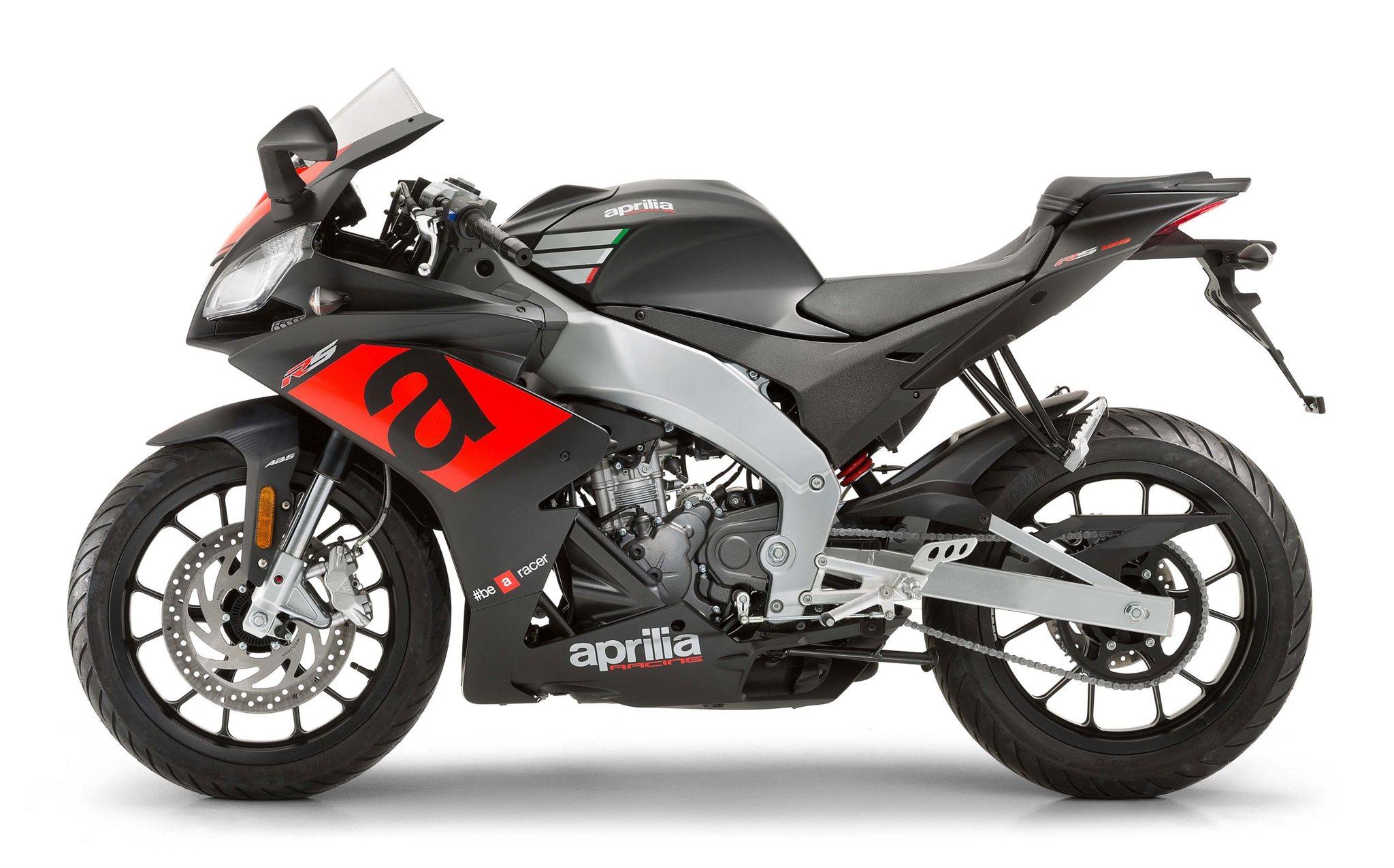 Aprilia RS 125 ABS Motorrad, neu