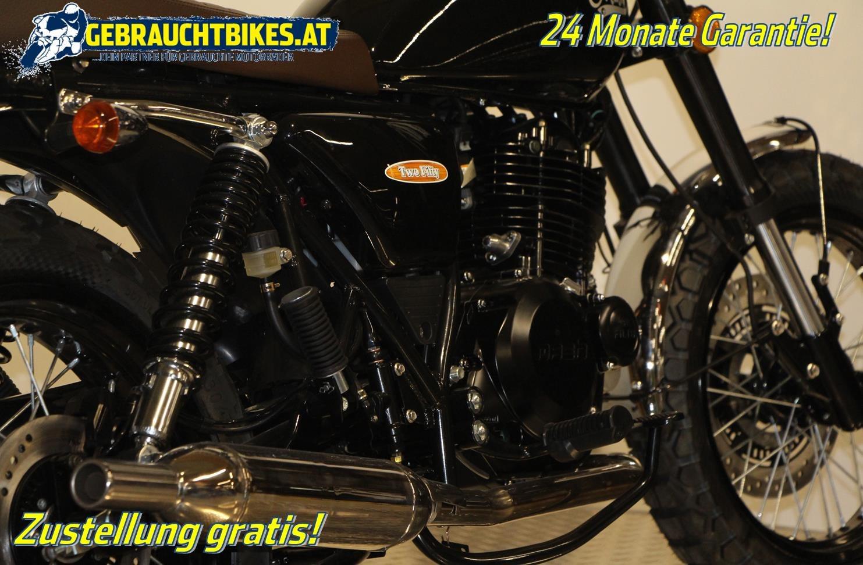 Mash Two Fifty Motorrad, neu