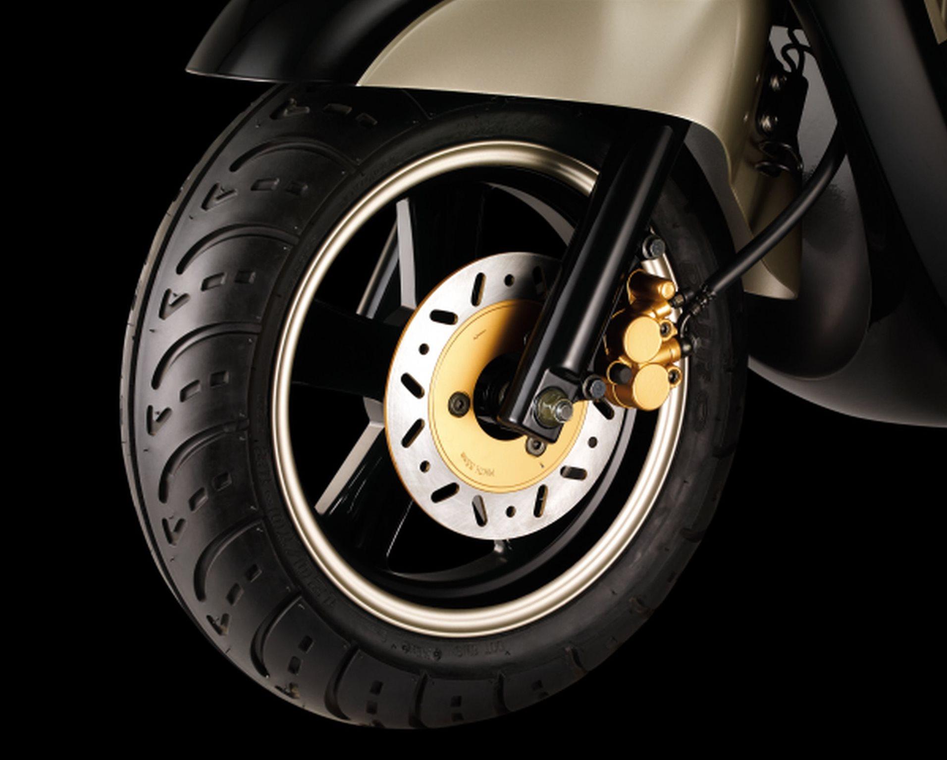 Sym Fiddle III 125 Motorrad, neu