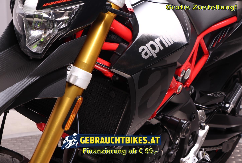 Aprilia Dorsoduro 900 Motorrad, neu